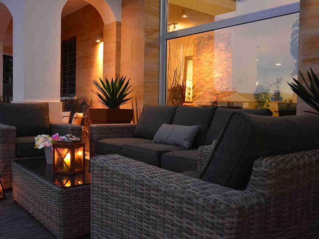 casa de vacaciones cerca de Sitges: chill out
