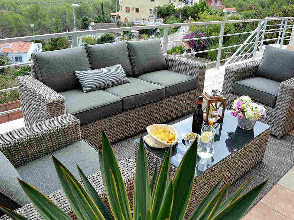 casa de vacaciones cerca de Sitges: chile out