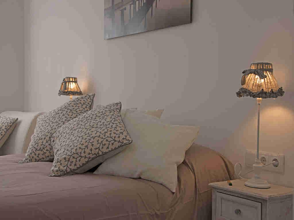 Villa de vacances à Sitges proche de Barcelone: chambre double
