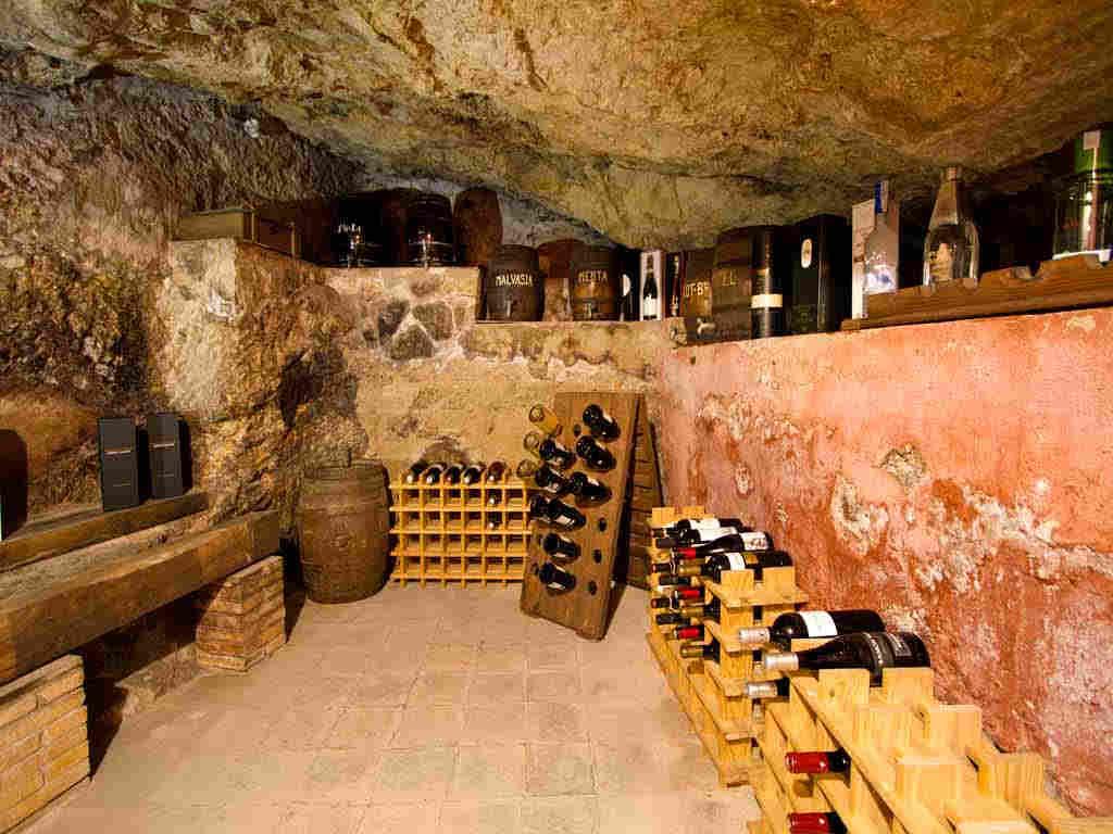 Villa de vacances à Sitges proche de Barcelone: cave