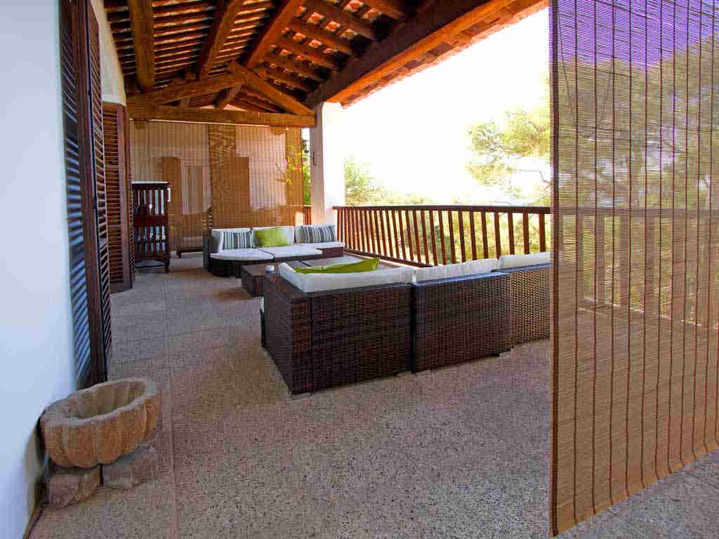 Casa en sitges cerca de barcelona: chill out