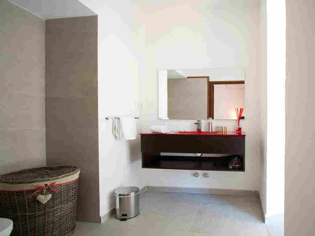 Villa de vacances à Sitges proche de Barcelone: salle de bain