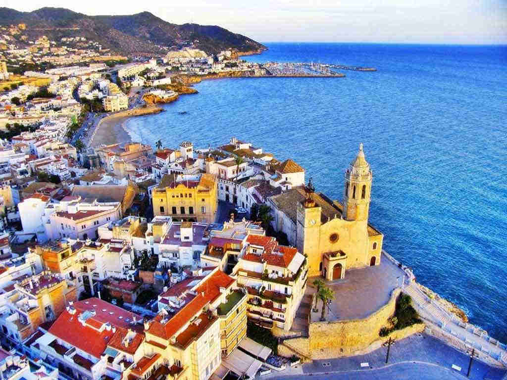 best holidays in Sitges.