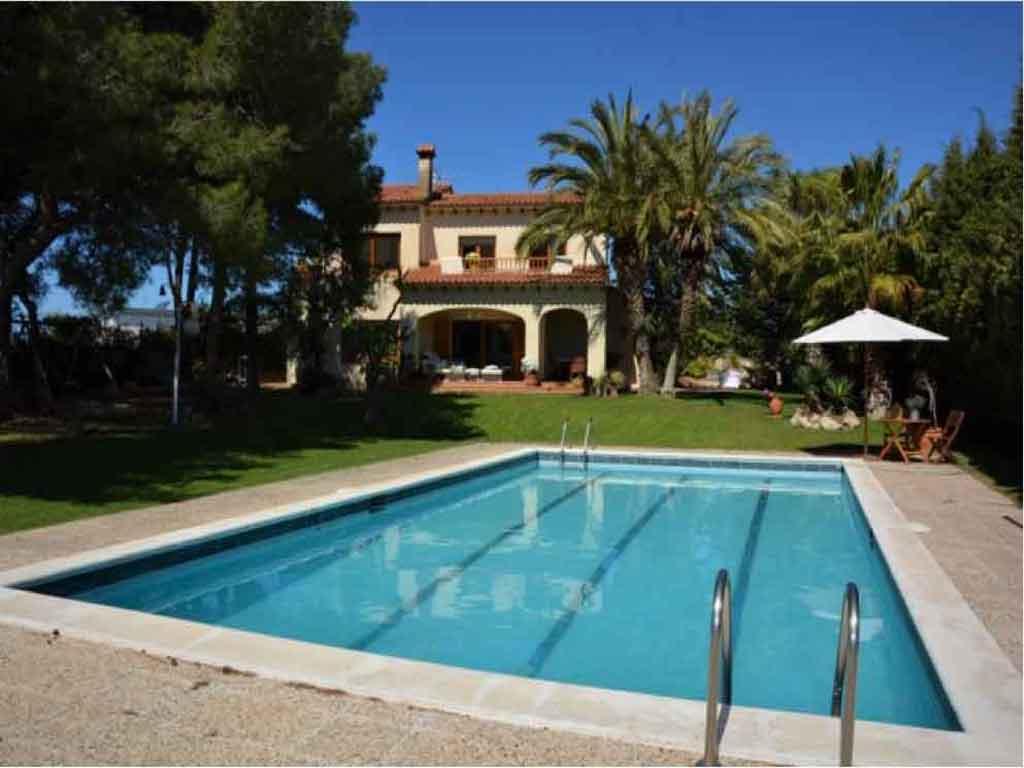 Location de villa à Sitges