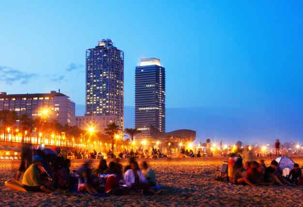 Things to do in Barcelona at Night