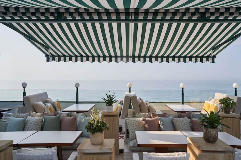 Beach Club de Sitges: Little Beach House Barcelona