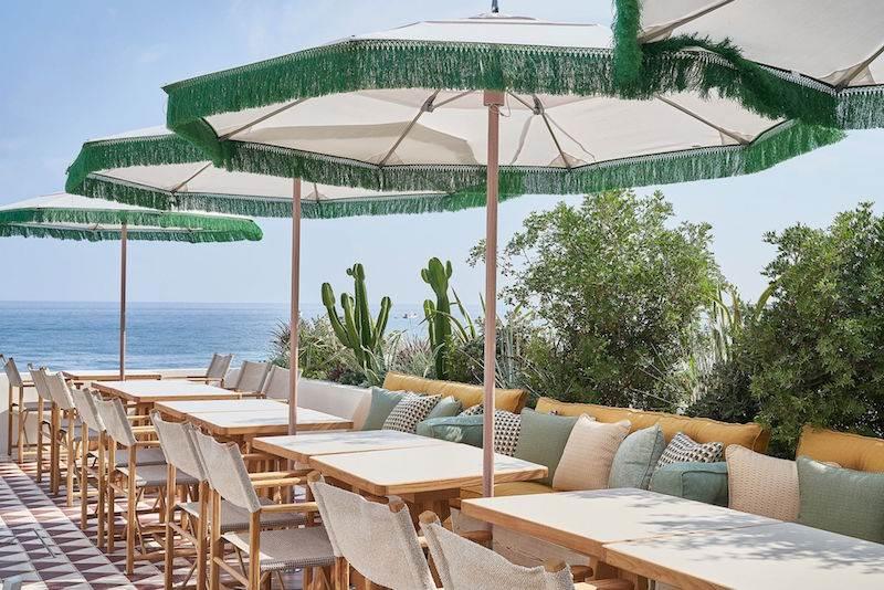 Beach Club of Sitges: Little Beach House Barcelona