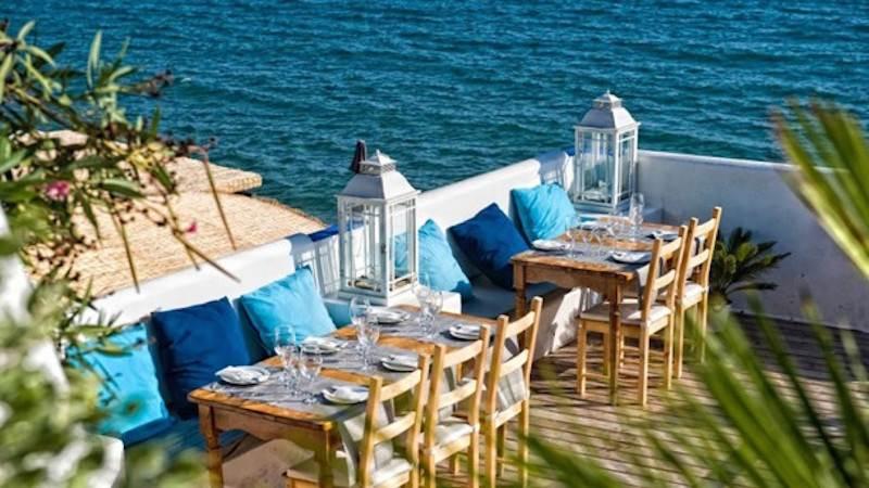 Beach Club of Sitges: Vivero
