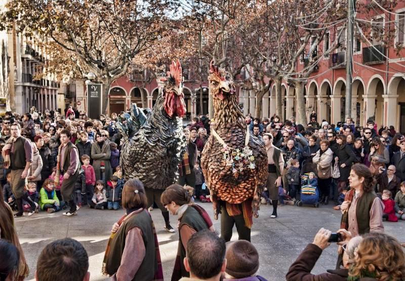 Feria del Gallo