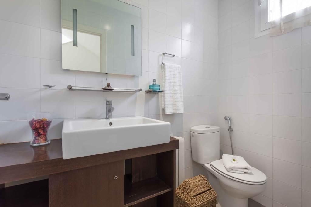 Villa Sitges Mariposa WC