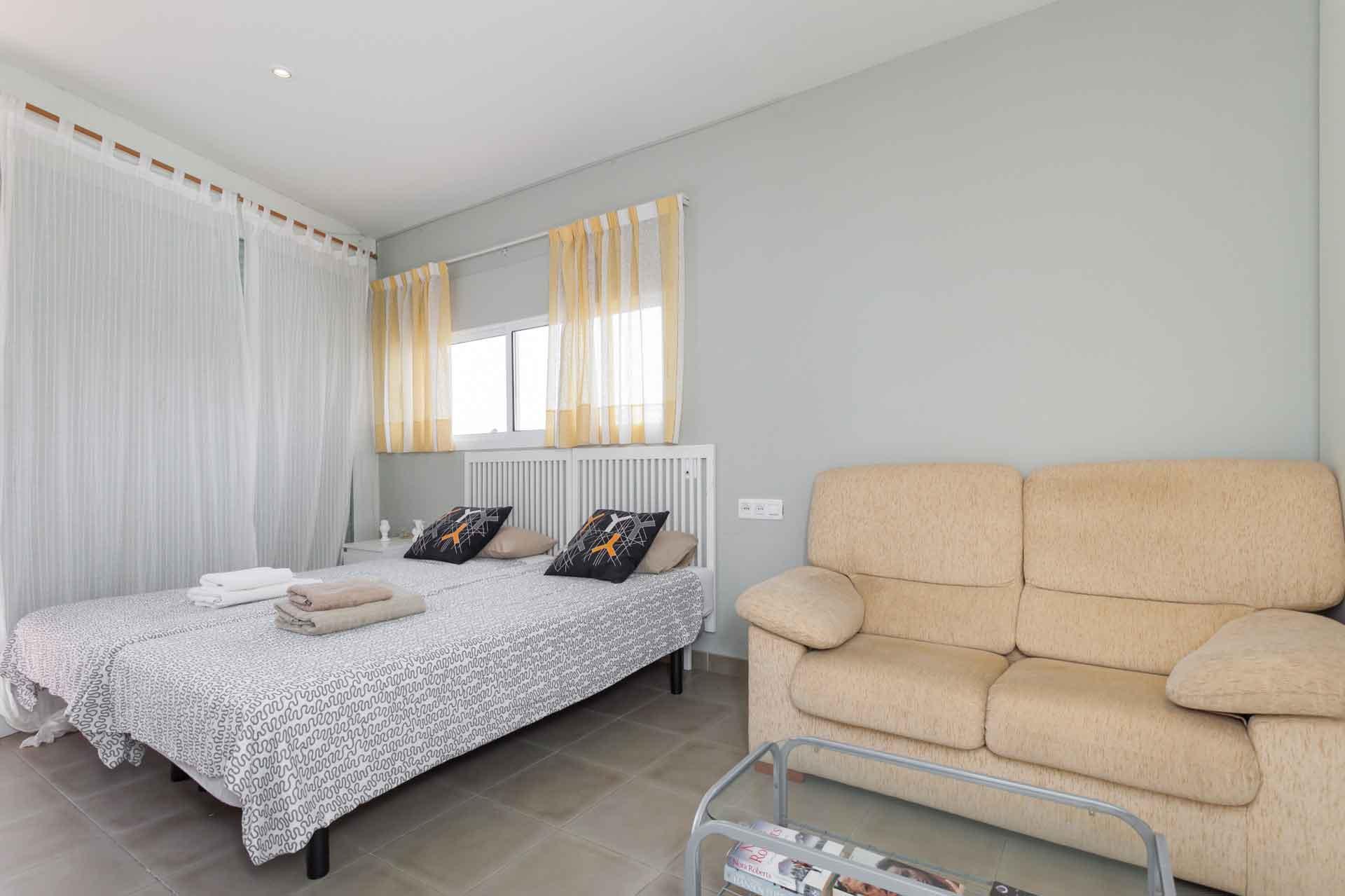 Villa Sitges Mariposa room for 2 people