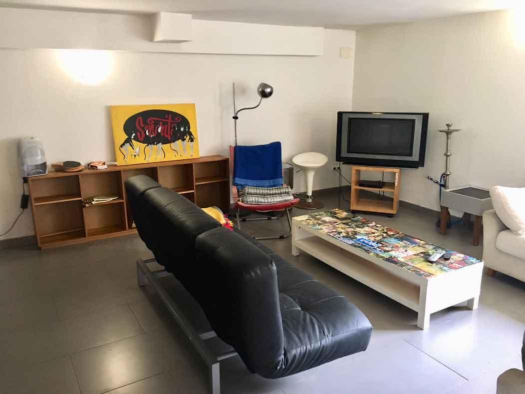 Villa Sitges Mariposa sala de estar