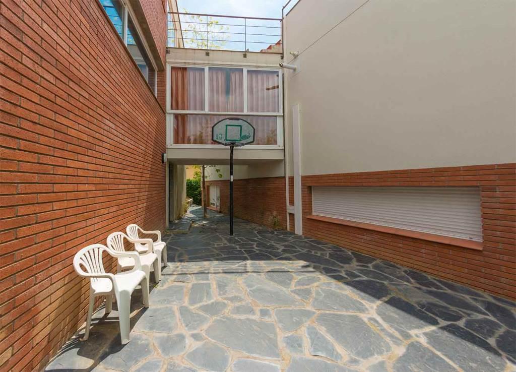 Villa Sitges Mariposa exteriores