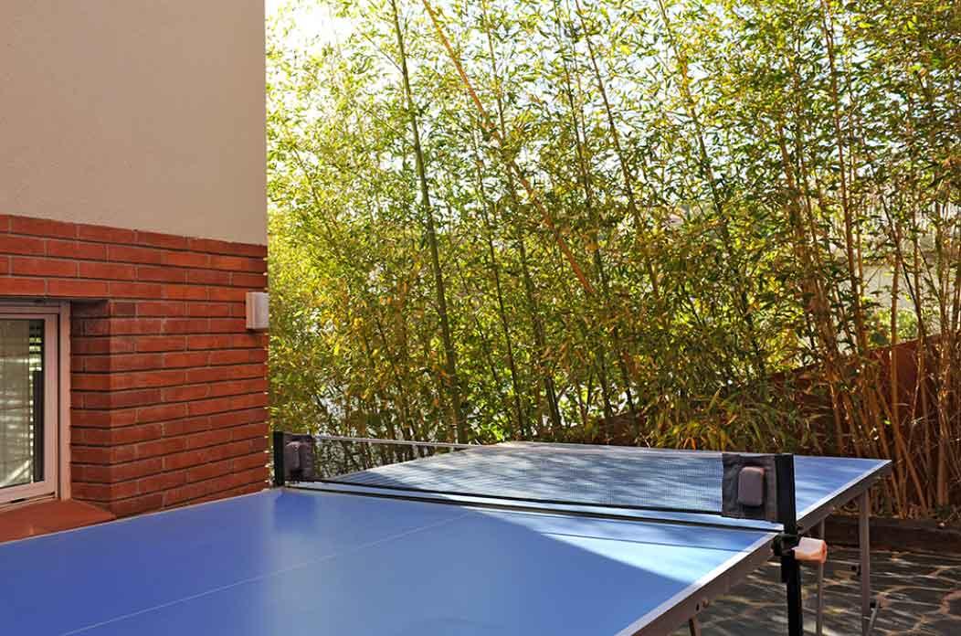 Villa Sitges Mariposa ping pong