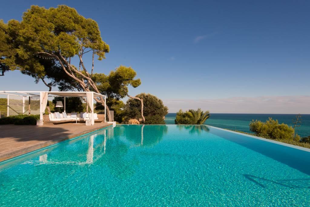 Villa Casa del Mar: piscina