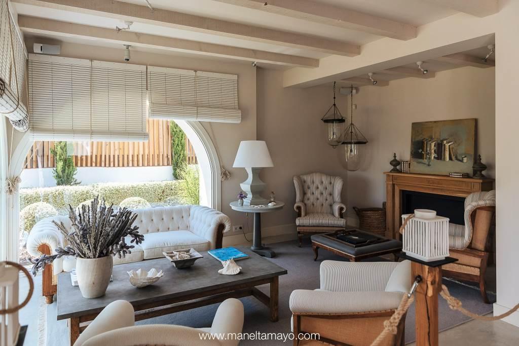 Villa Sitges Casa del Mar: living room