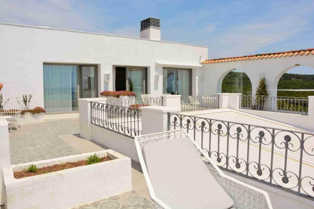Villa Sitges Casa del Mar: terrace