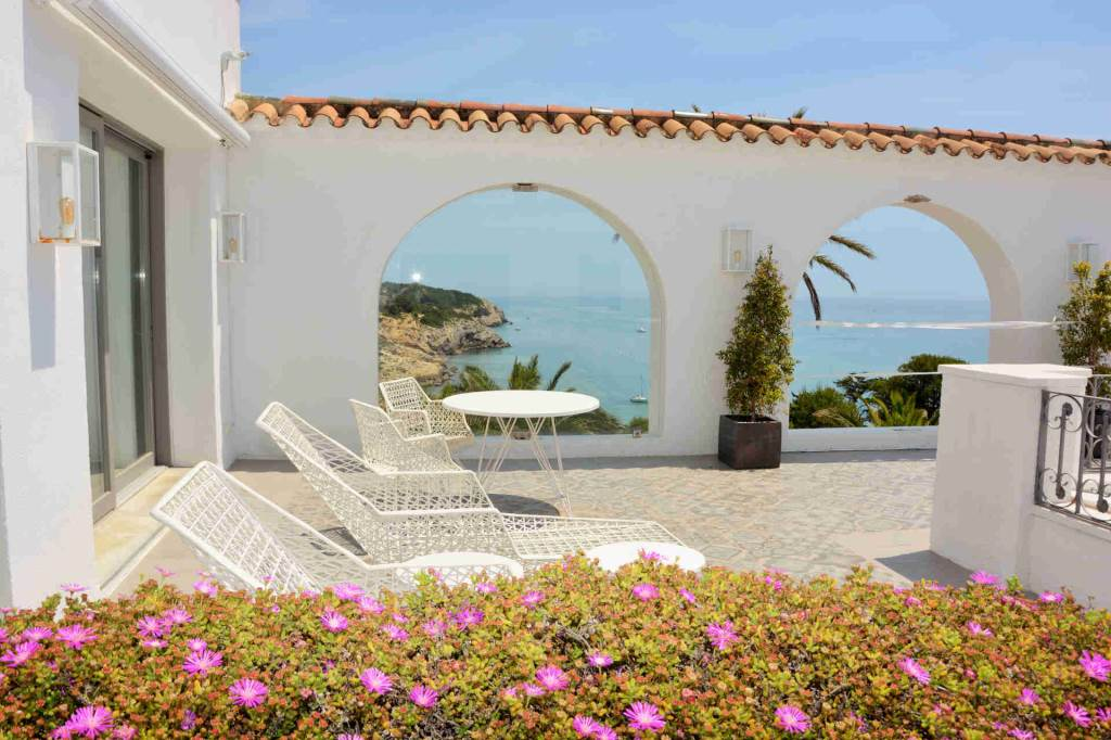Villa Sitges Casa del Mar: exterior