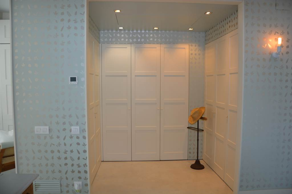 Villa Sitges Casa del Mar: dressing room