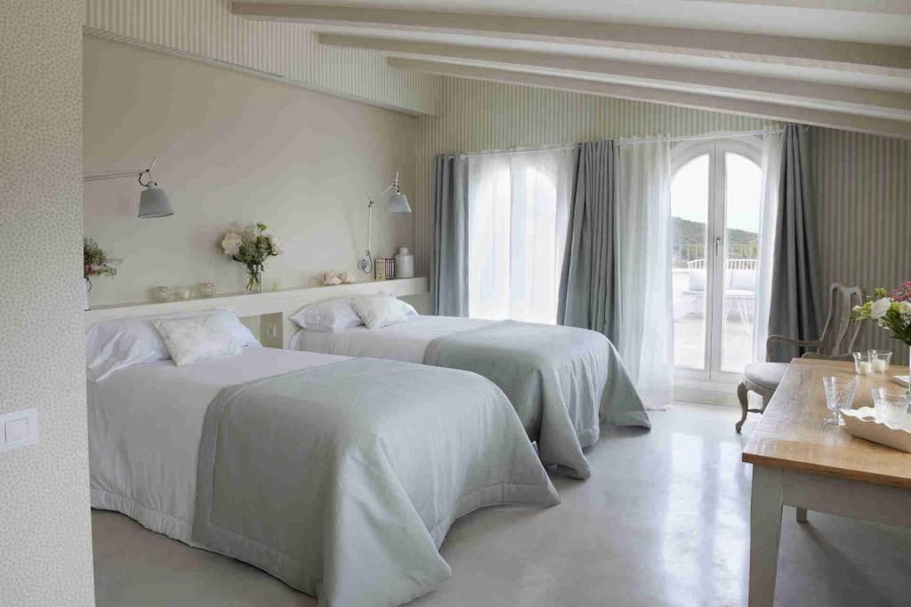 Villa Sitges Casa del Mar: double room