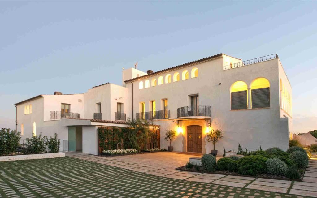 Villa Sitges Casa del Mar: entrance