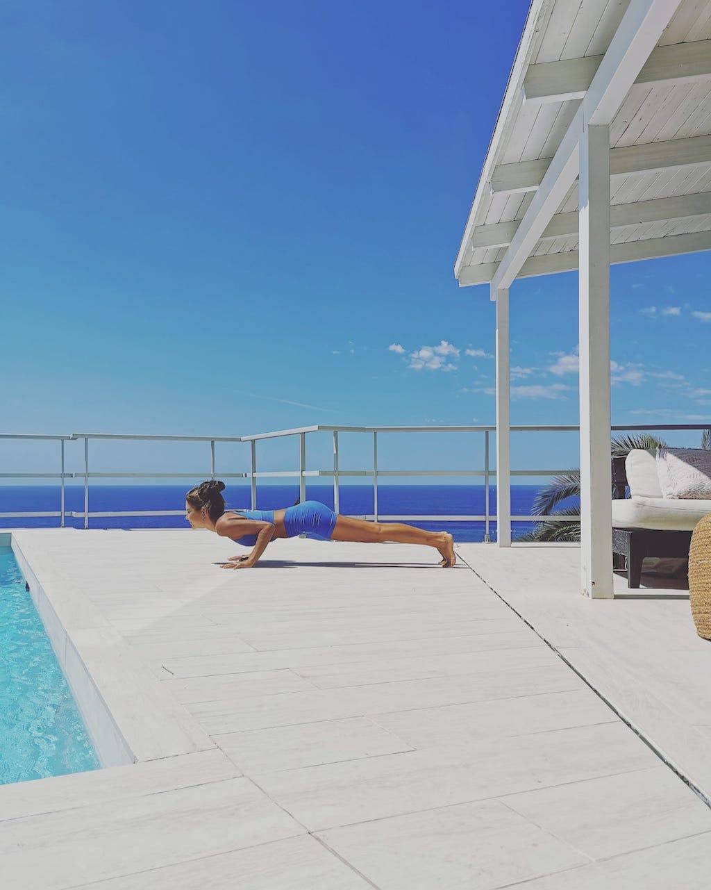 Yoga en tu Villa de Lujo en Sitges