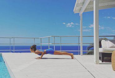 Yoga Privé dans votre Villa de Luxe à Sitges