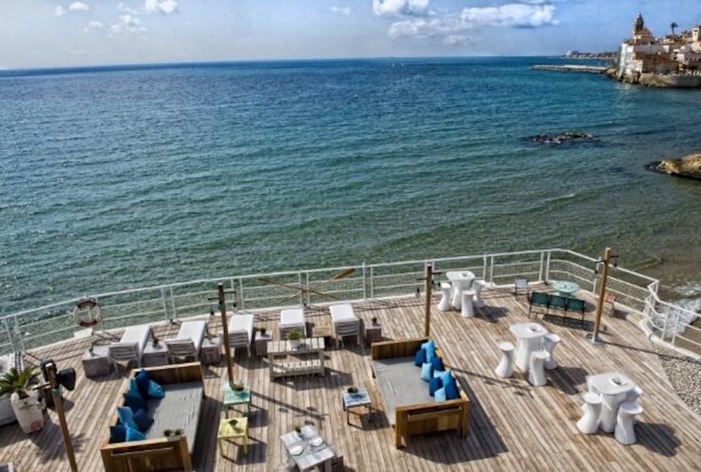 Chiringuitos Cool en Sitges: el Vivero