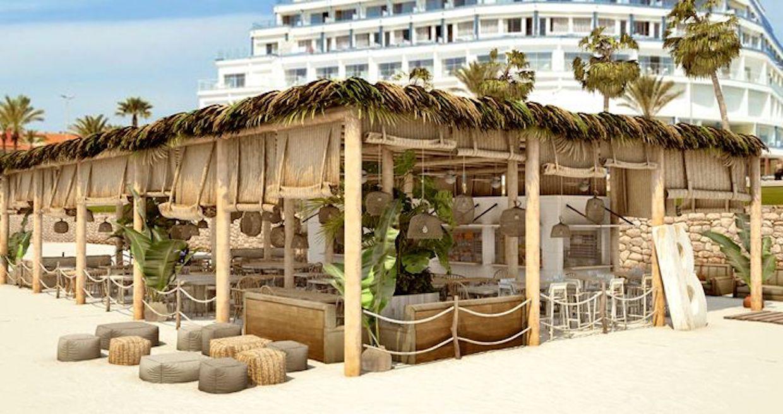 Chiringuitos Cool en Sitges: Beso Beach Club