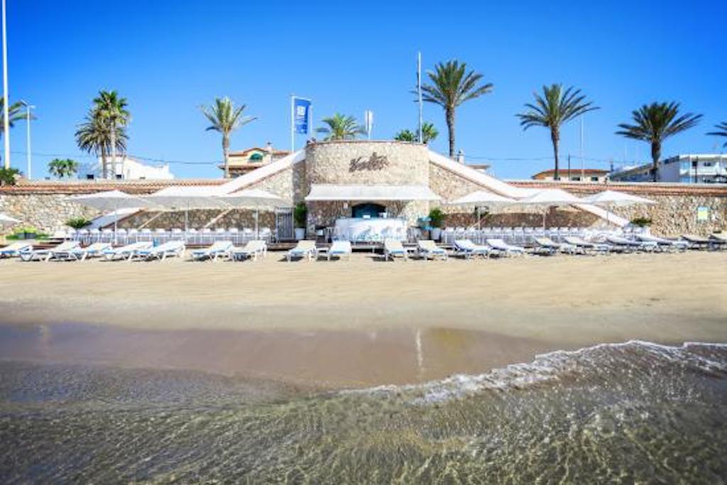 Chiringuitos Cool en Sitges: Sausalito Beach Club